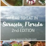 Where to Eat in Sarasota, Florida (2nd Edition)