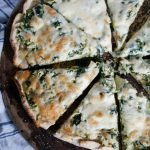 Chicken, Spinach & Artichoke Pizza